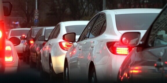 Can the 'internet of moving things' end traffic jams?