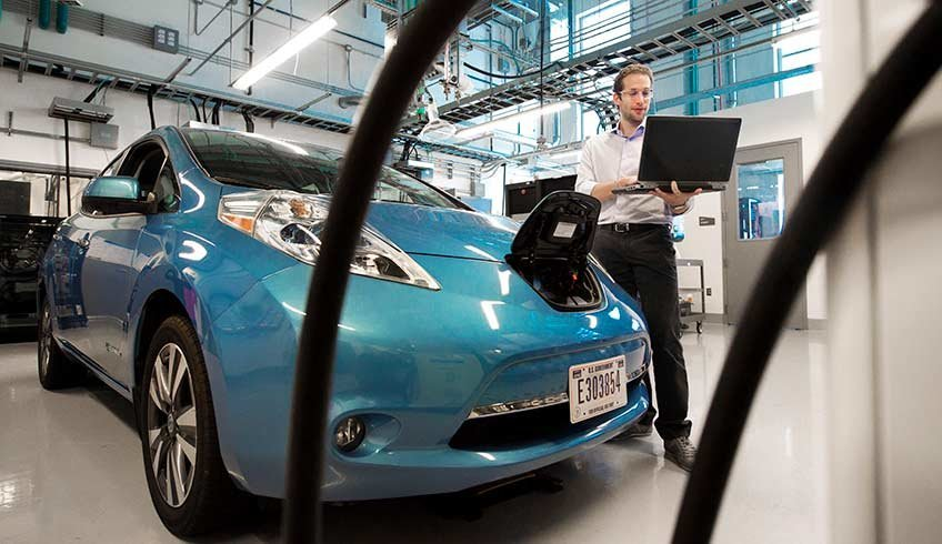 Electriq~Global launches water-based fuel to power electric vehicles