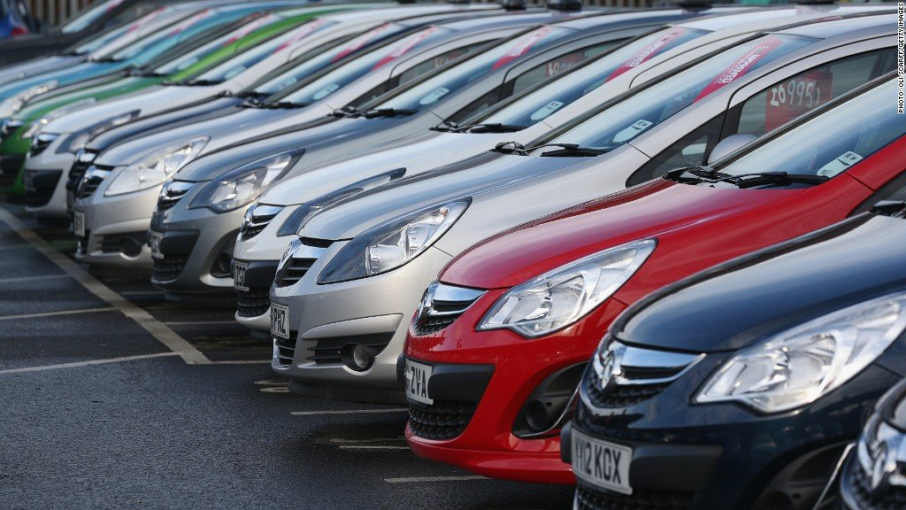 At 11.6%, China vehicle sales post the biggest drop in nearly 7 years