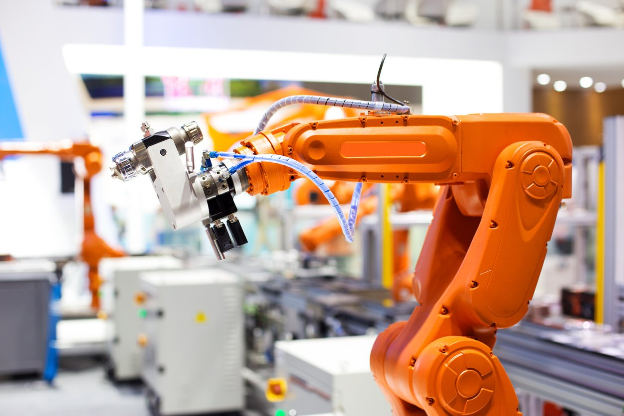 Resuscitating Manufacturing Industry with Machine Vision in the Age of COVID-19