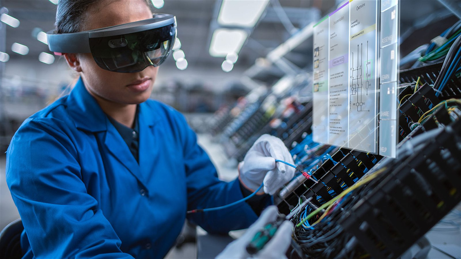 IoT, Augmented Reality and RPA Shape a Better World Post-Pandemic