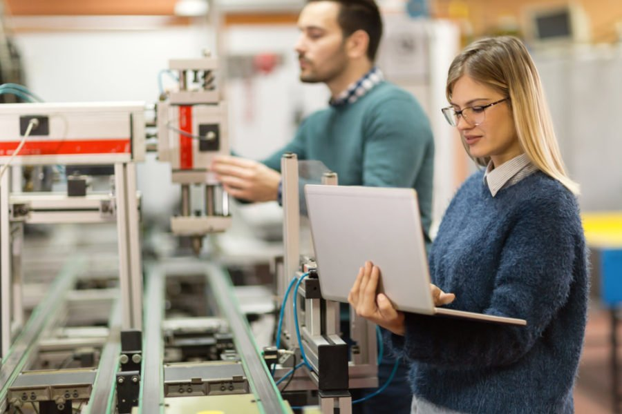 Why is the Manufacturing of Tomorrow Relying on Millennials?