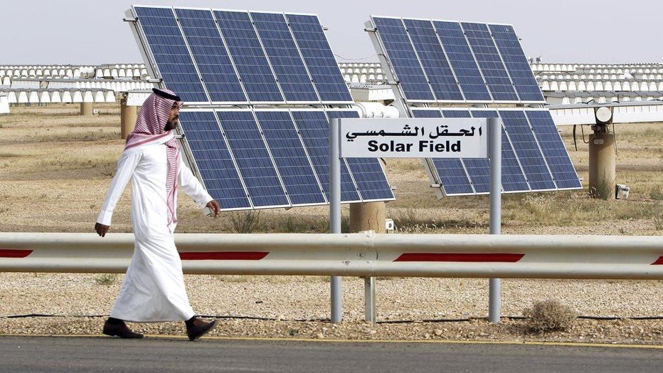 renewable energy in Middle East