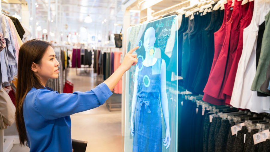 How Augmented Reality Had Shaped the Retail Industry During COVID-19