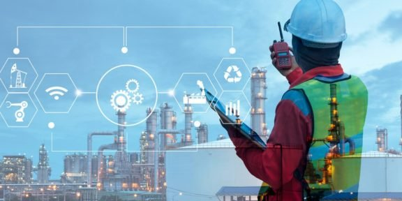 Digital transformation in il and Gas