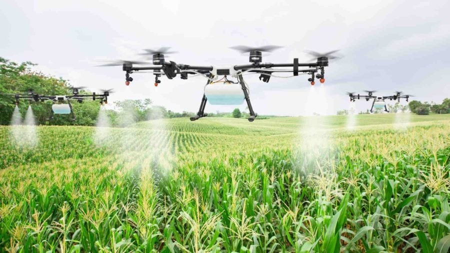 How is Precision Farming Redefining the Indian Agriculture?