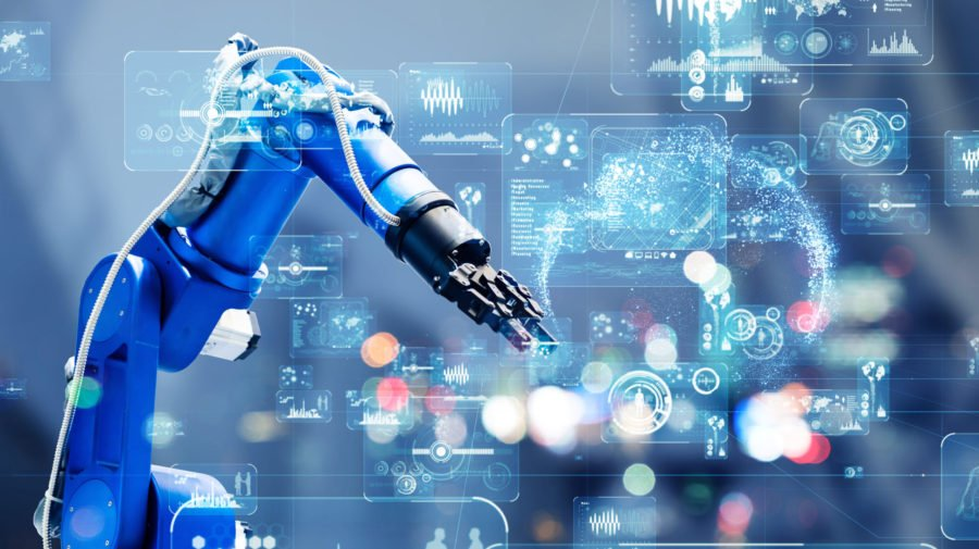 AI and IIoT Enhancing the Manufacturing Process