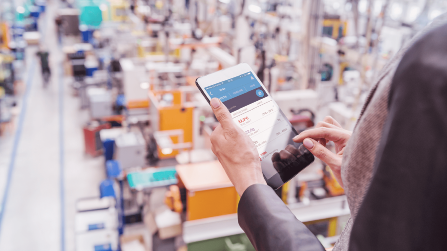 Big Five IIoT Drifts of 2021: Shaping the Future of Factory Floor