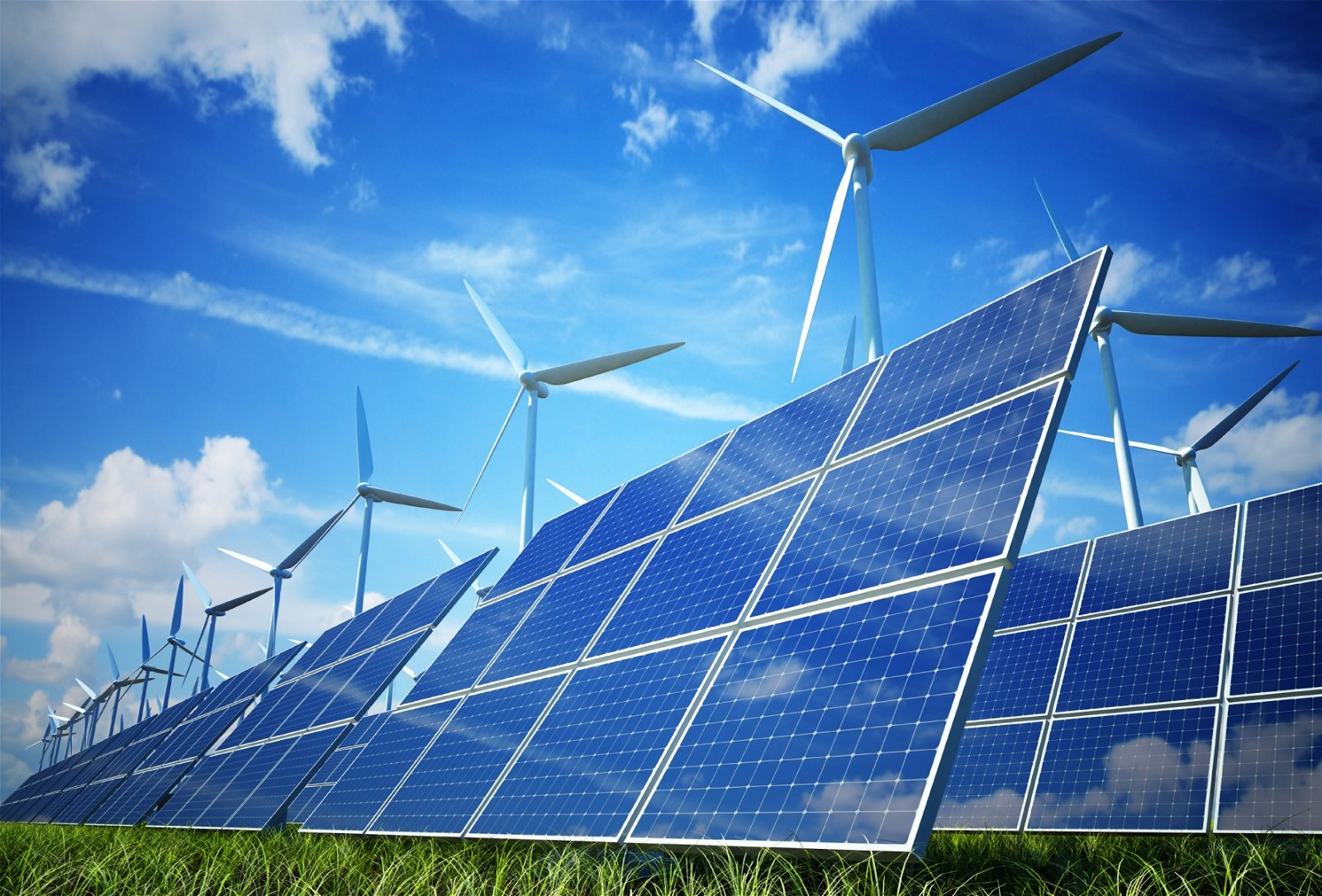 Companies are Betting Big on Renewable Energy and Clean Energy Tech