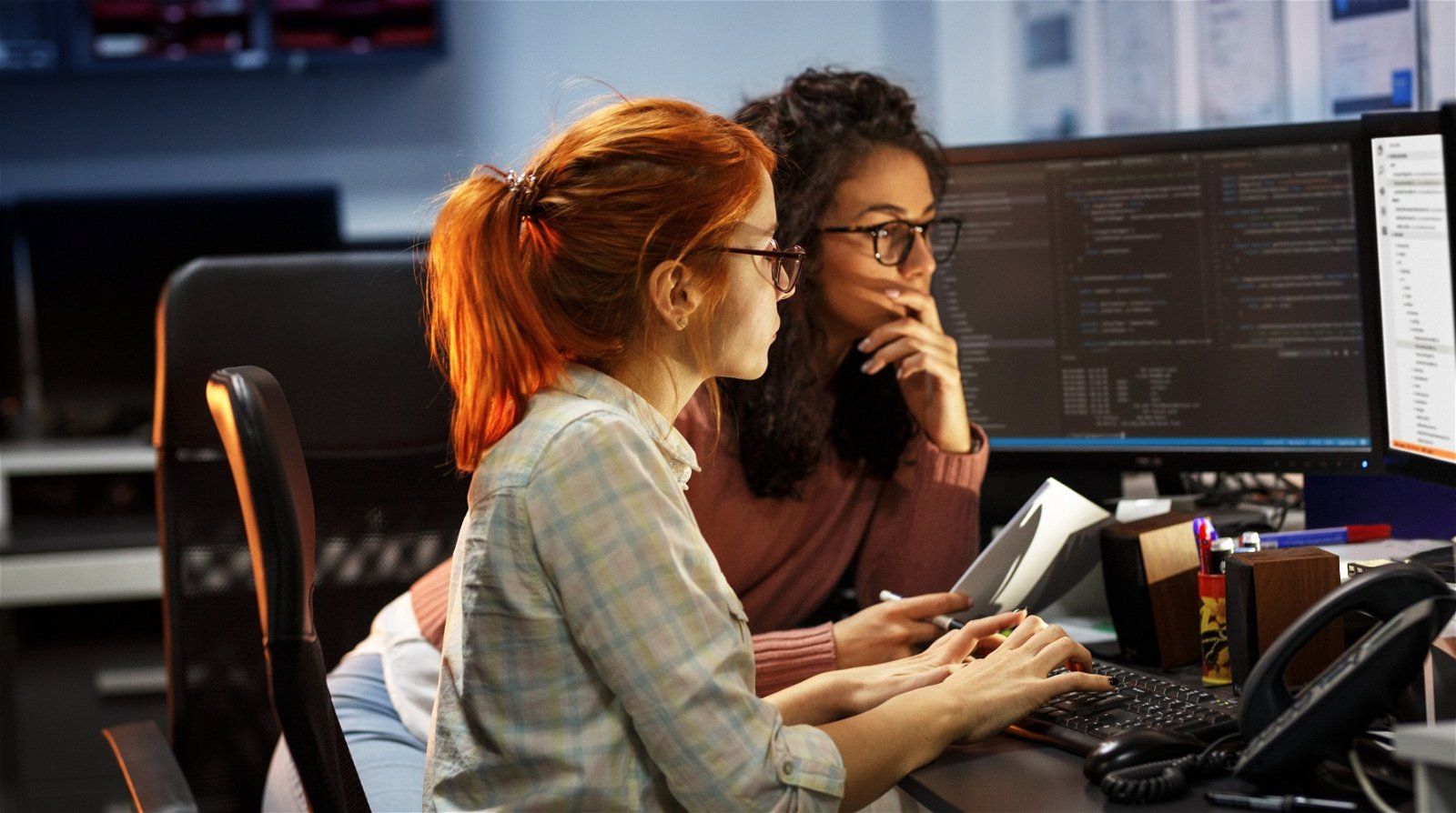 Women in Tech: Challenges to Overcome