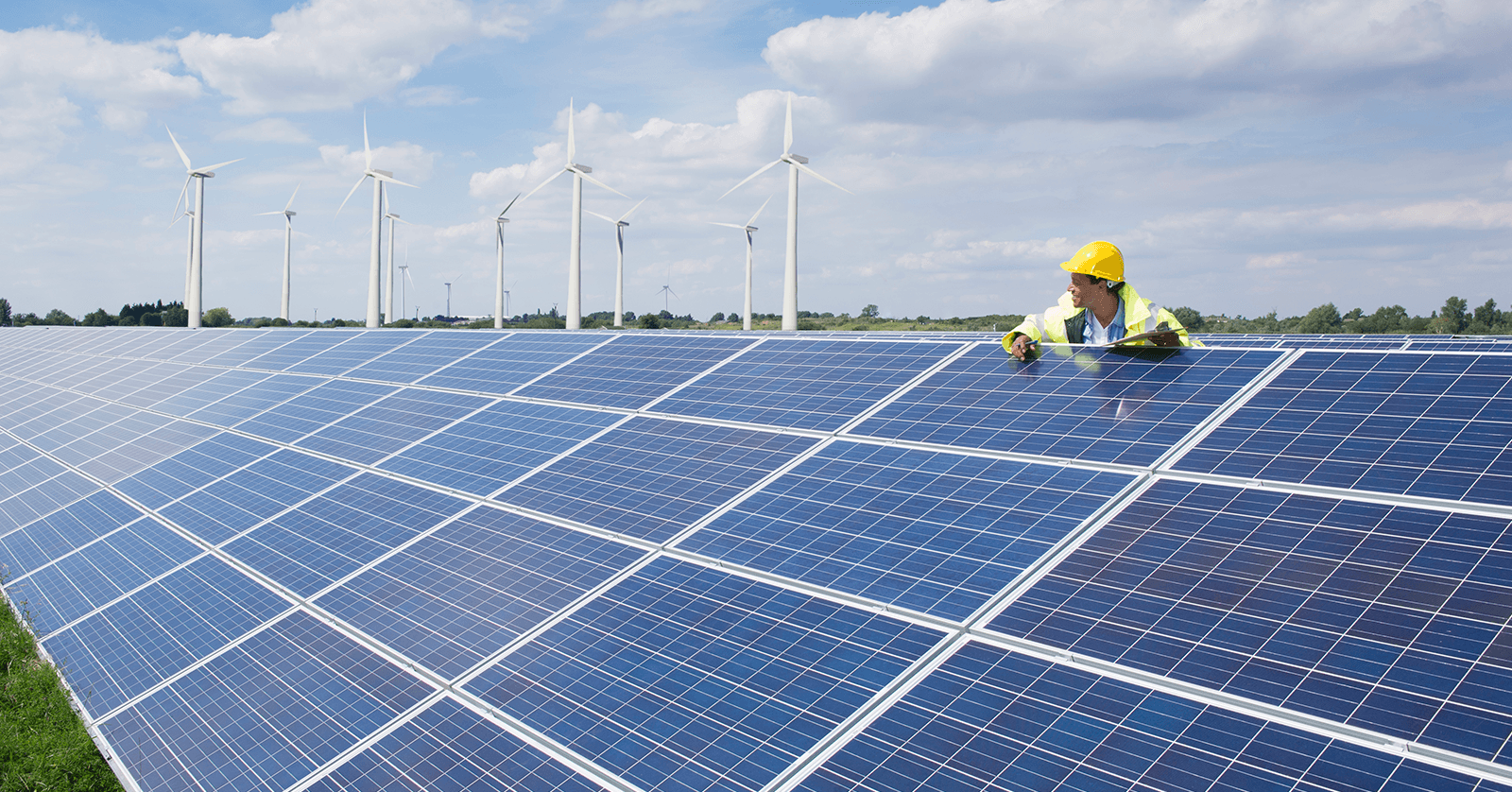 Sustainable Future: Middle East and the Energy Industry