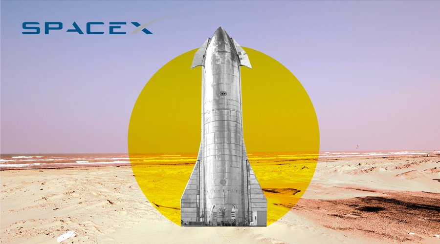 SpaceX: The Story from Beginning to Making History