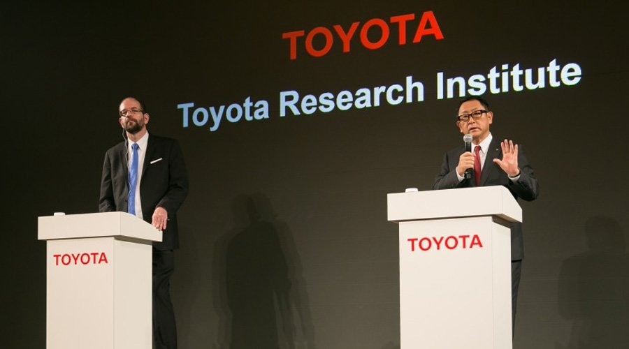 Top 3 Latest Developments of Toyota Research Institute in 2021