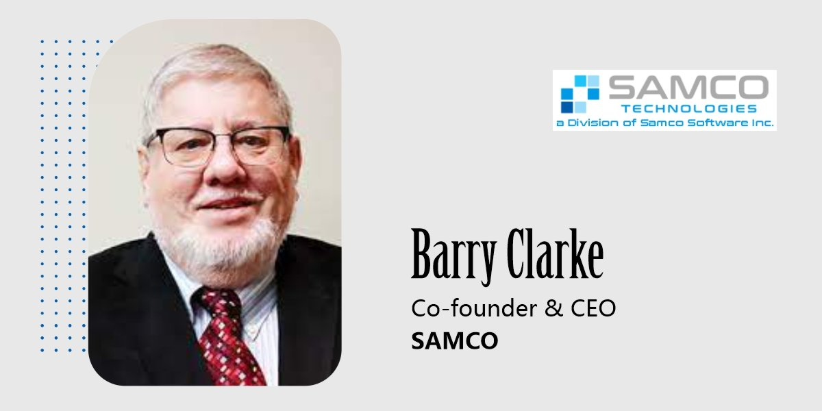 Barry Clarke: The Pioneer of Accounting Software Solution