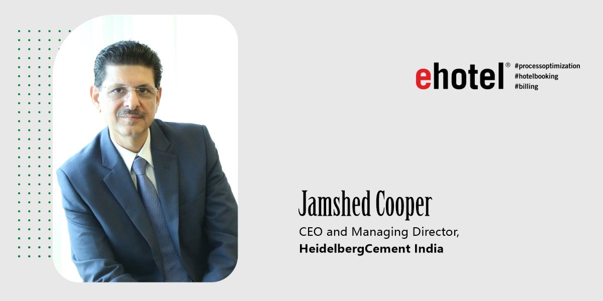 Jamshed Cooper: Integrating Digitization Into The Cement Industry With Perseverance