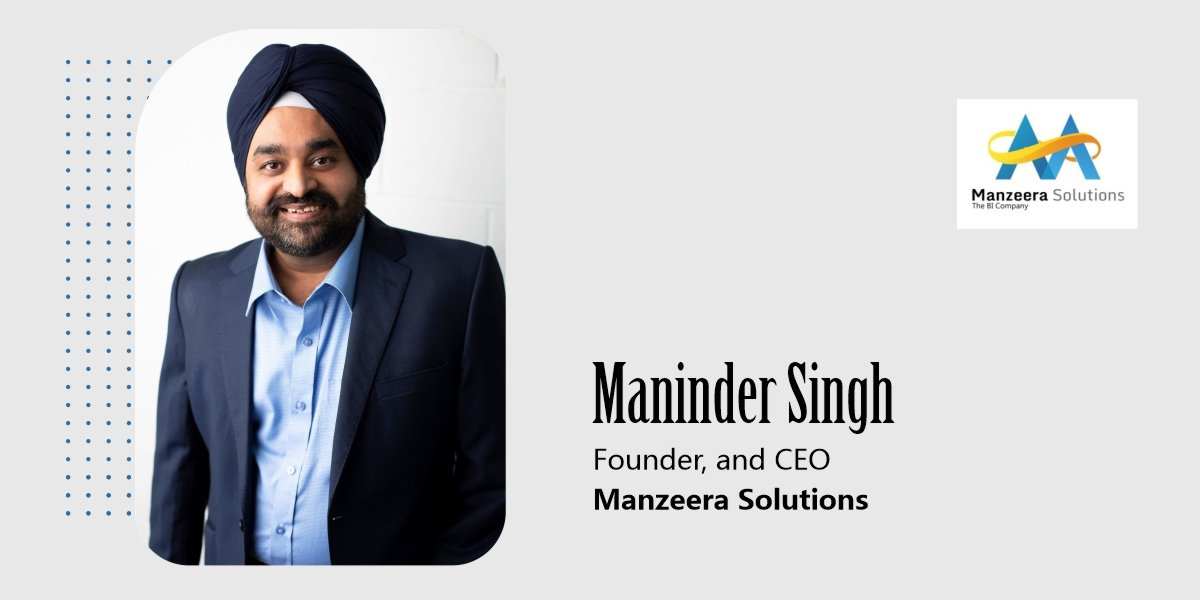 Maninder Singh: Transforming the Concept of Leadership with Humility and Motivation