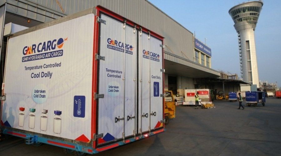 Technology is now transforming cold chain cargo at BLR Airport
