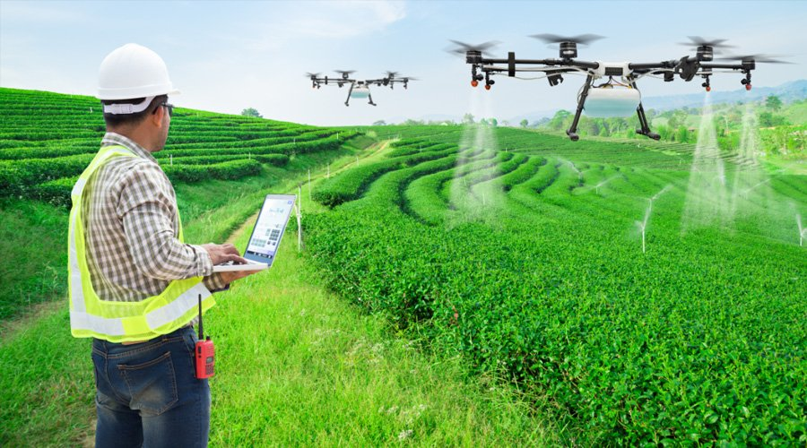 How are Drones Transforming the Agritech Industry in India?
