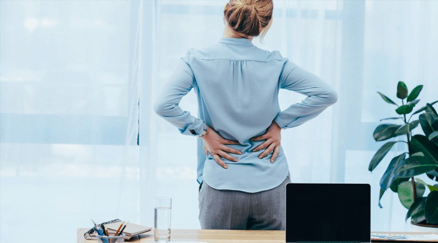 A Guide to Adjustments Employers Can Make to the Office for Employees with Back Problems