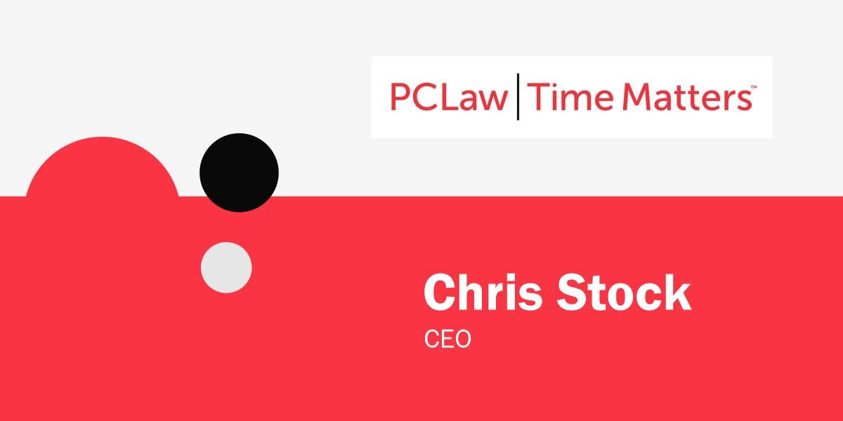 PCLaw | Time Matters: Accelerating Legal Software