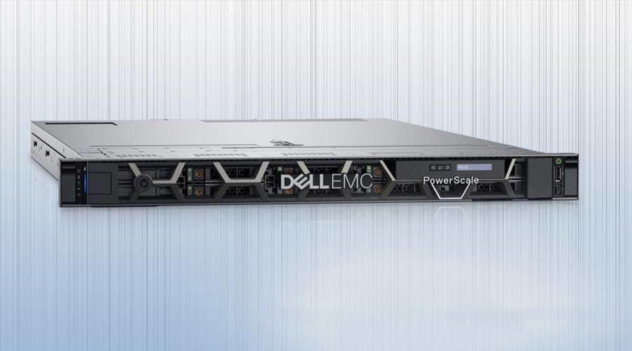 Dell Technologies announces new innovations to Dell EMC PowerScale, the world's most flexible scale-out NAS solution
